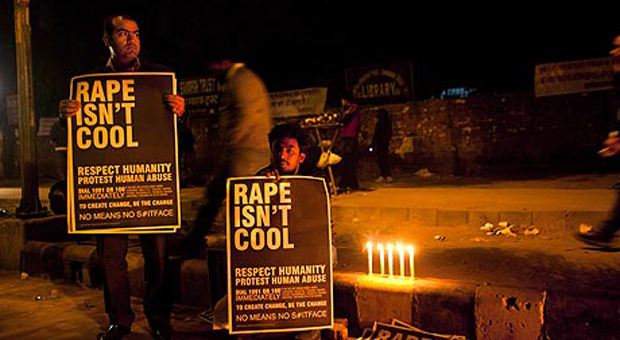 Anti-rape protests
