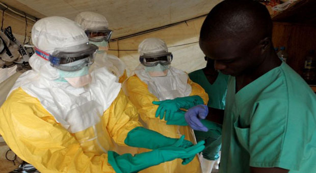 The neglect of Ebola and the Virus of Capitalism