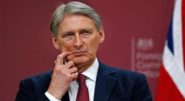 Philip Hammond The Government in Self Denial
