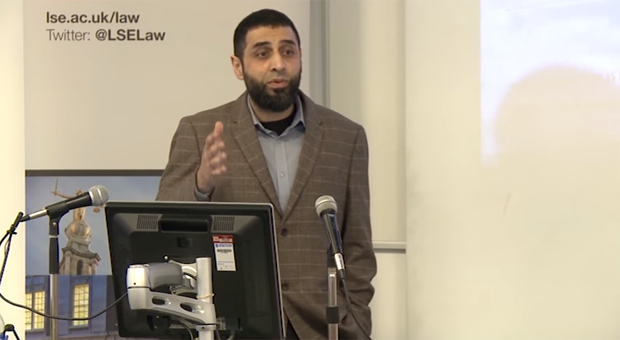Dr Abdul Wahid - How free is free speech ? - London School Of Economics (LSE)