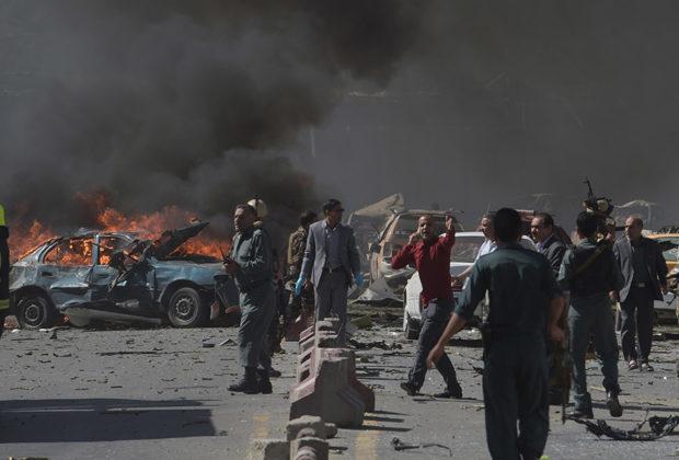 Kabul Car Bomb