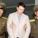 Otto Warmbier arrested