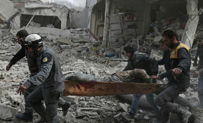 Ghouta in Syria